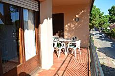 Apartamento de 2 habitaciones a 400 m de la playa Girona/Gerona
