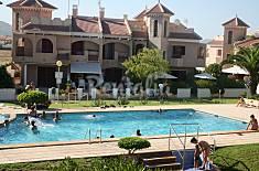 Preciosa casa con piscina en 1ª línea de playa. Murcia
