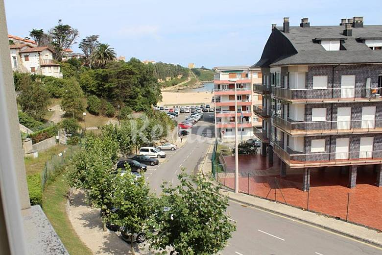 Apartment with 1 bedroom only 50 meters from the beach Cantabria