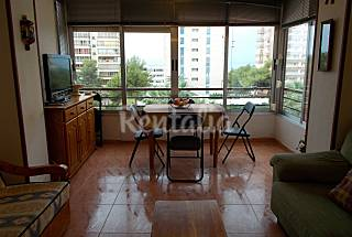 Apartment for 2-5 people only 100 meters from the beach Alicante