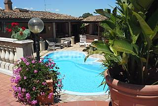 Apartment for rent 13 km from the beach Rome