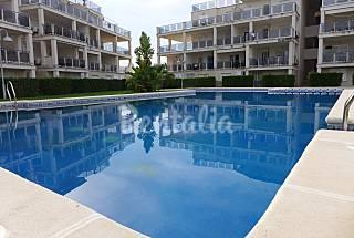 Apartamento para 4 personas en la playa Valencia