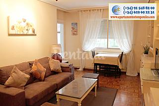 Apartment with 2 bedrooms  Madrid