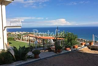 Villa zur Vermeitung, 1500 Meter bis zum Strand Savona