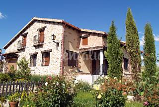 Houses for rent with private garden Salamanca
