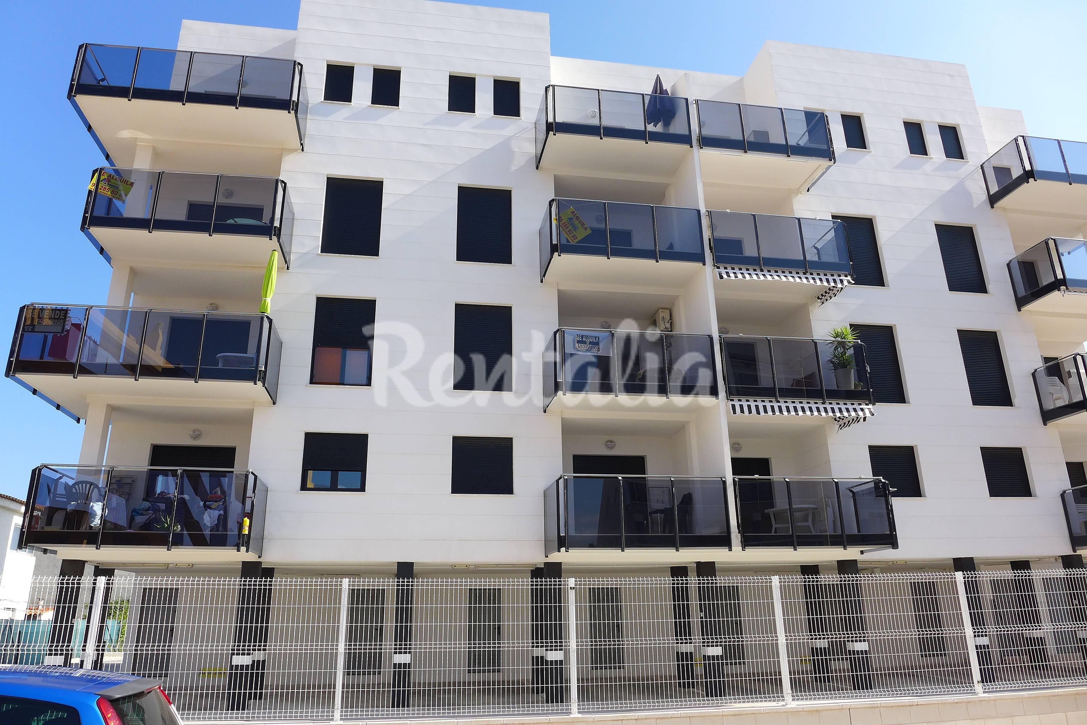 Apartamentos alquiler en playa de bellreguard bellreguard platja bellreguard valencia - Apartamentos alicante alquiler ...