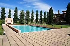 Can Segalar 9, Apto con piscina com. a 4 km playa Girona/Gerona