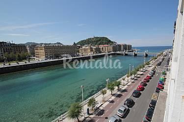 Appartement Vues à partir de la maison Guipuscoa Donostia/San Sebastián Appartement