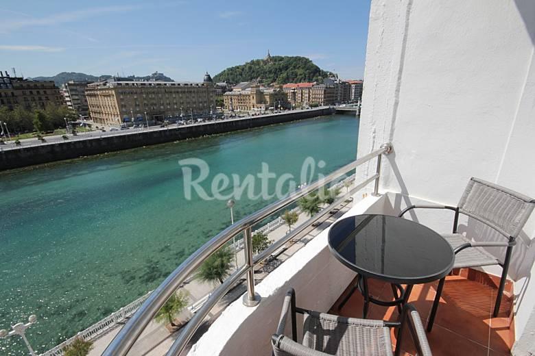 Appartement Extérieur de la maison Guipuscoa Donostia/San Sebastián Appartement