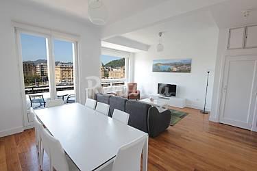 Appartement Salle à manger Guipuscoa Donostia/San Sebastián Appartement