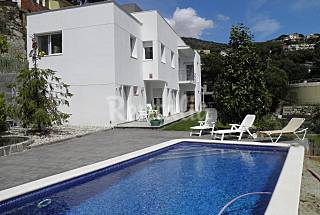 Casa con piscina en Barcelona Barcelona