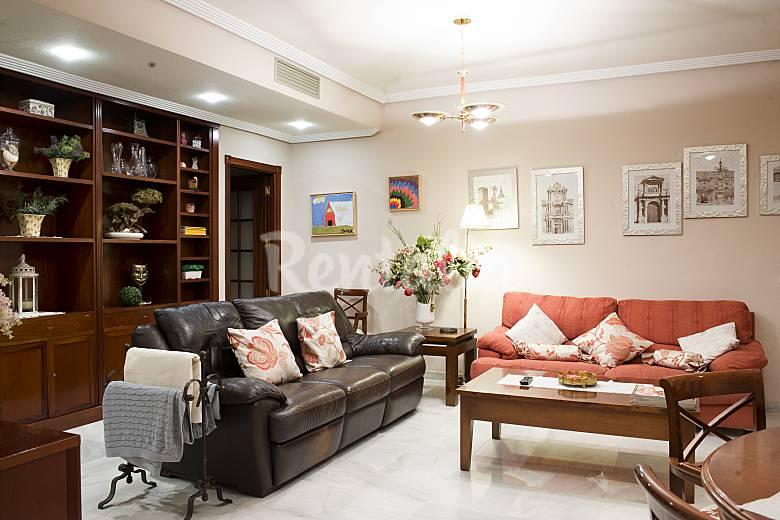 Apartamento en alquiler en sevilla triana sevilla for Alquiler de casas en triana sevilla