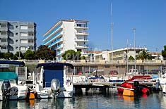 Wohnung für 4 Personen, 70 Meter bis zum Strand Tarragona