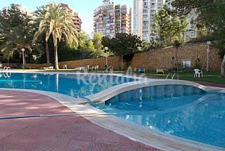 Apartamento de 2 habitaciones playa de levante. Alicante