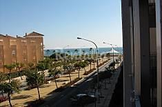 Apartamento para 4-6 personas en 1a línea de playa Huelva