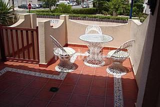 Casa para 6-7 personas a 60 m de la playa Murcia