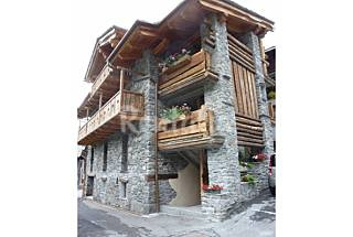 Apartment for 2-3 people Courmayeur Aosta