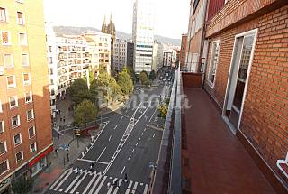 Apartamento 4 personas Bilbao centro 2 terrazas* Vizcaya/Bizkaia