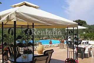 Villa  for 8/ 10 people in Castrignano del Capo Lecce