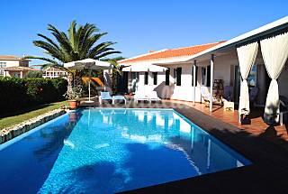 Villa con 5 stanze a 100 m dalla spiaggia Minorca