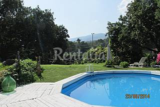 Villa for rent 9 km from the beach Catania