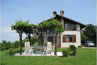 Villa con 3 stanze a Sinio Cuneo