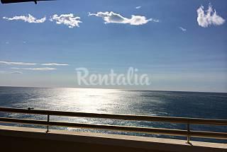 Apartamento para 5 personas en 1a línea de playa Tarragona