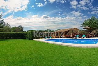Villa pour 4 personnes à 8 km de la plage Majorque