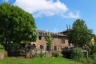 2 Maisons pour 4-19 personnes à Asturies Asturies