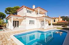 3 Ville in affitto a 800 m dalla spiaggia Leiria
