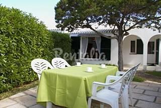Apartamentos a 100 m de la playa Menorca