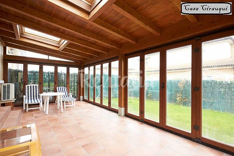 Casa de 3 habitaciones con jardín privado Navarra