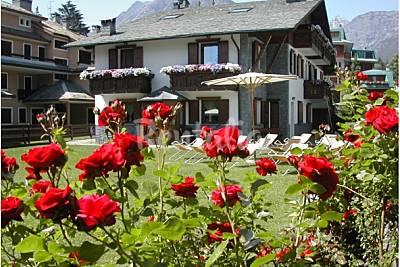 Chalet Gardenia a 200 metri dalle Terme di Bormio Sondrio