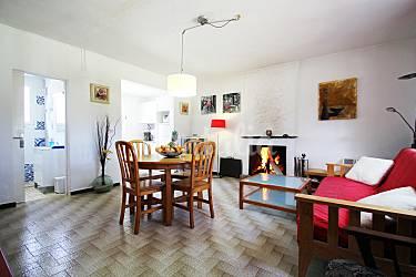House Living-room Majorca Campos House