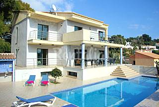 Villa with 7 bedrooms only 500 meters from the beach Alicante