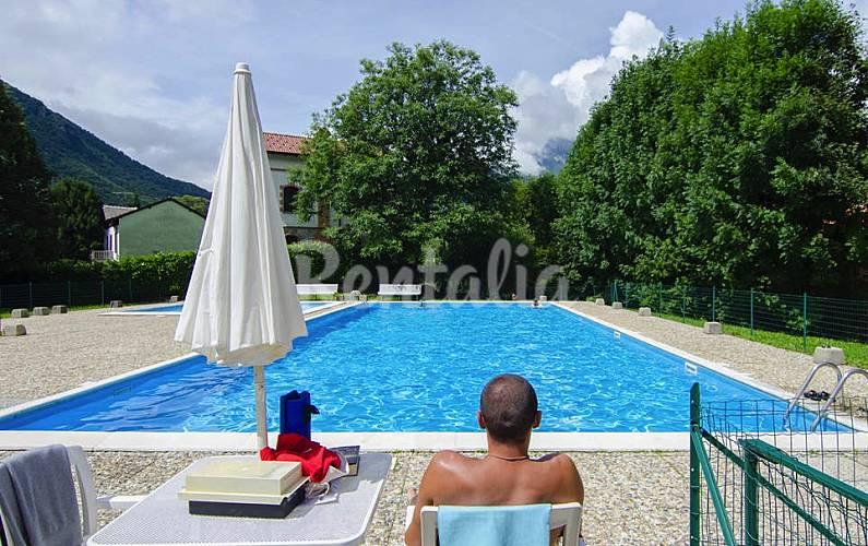 Apartamento en alquiler piani di bobbio valtorta for Piani di piscina gratuiti