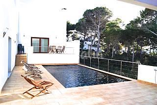 Magnífica villa para 8 personas  Menorca