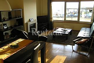 Apartment with 2 bedrooms on the beach front line Porto