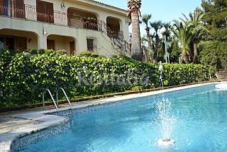 Villa totalmente equipada a 8 km de la playa Alicante