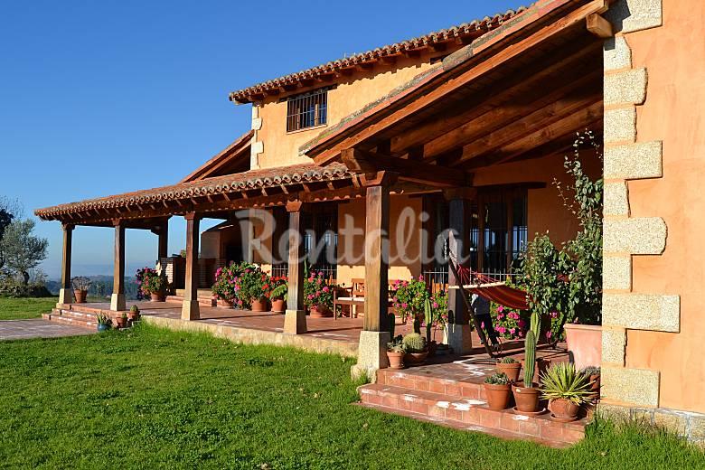 Casa para 10 11 personas con piscina candeleda vila - Fotos de casas con piscina ...