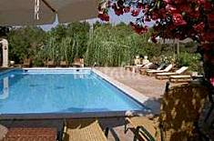 House for rent 2 km from the beach Ibiza