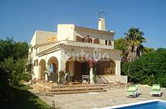 House for 8 people only 150 meters from the beach Tarragona