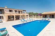 Haus für 12 Personen in Santanyi Mallorca