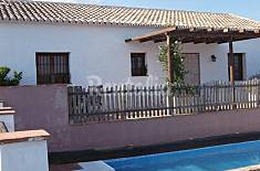 House for 8 people with views to the mountain Granada