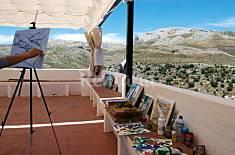 Casa para 8 personas en Ronda Lugo
