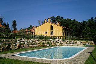 Maison de 2 chambres en Toscane Florence