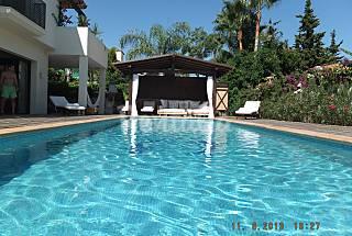 Villa de 3 chambres à 100 m de la plage Malaga