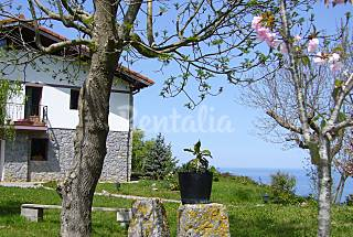 Basque typical country house with fantastic views. Guipúzcoa