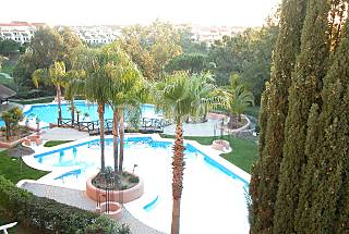 Apart. in the golf course with sea views Huelva