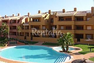 Apartamento para 4 personas a 500 m de la playa Murcia